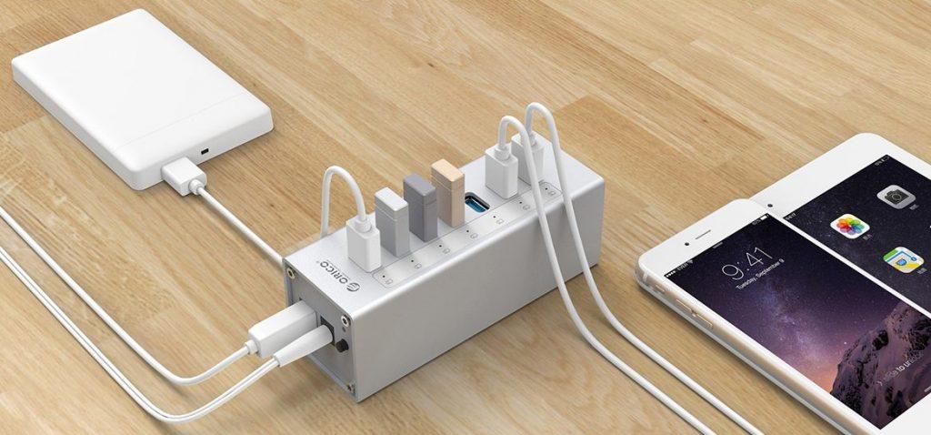 هاب USB 3.0 مدل ORICO A3H7