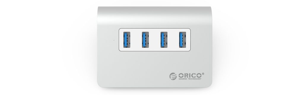 هاب 4 پورت فلزی USB 3.0 مدل ORICO M3H4