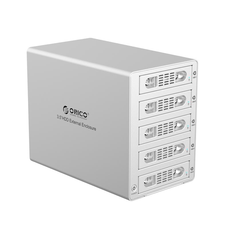 تجهیزات ذخیره سازی ORICO 3559SUSJ3 5Bay