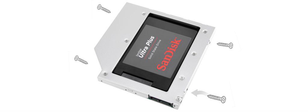 HDD و SSD کدی