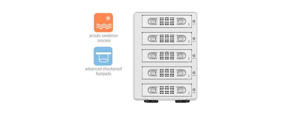 تجهیزات ذخیره سازی ORICO 3559RUS3 5Bay