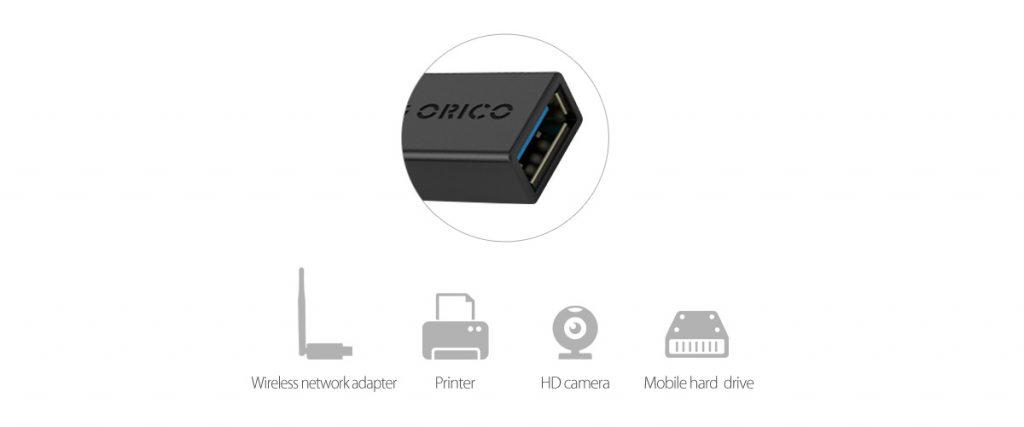 کابل افزایش طول USB 3.0