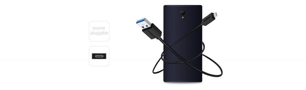 کابل شارژ و انتقال اطلاعات Type-C