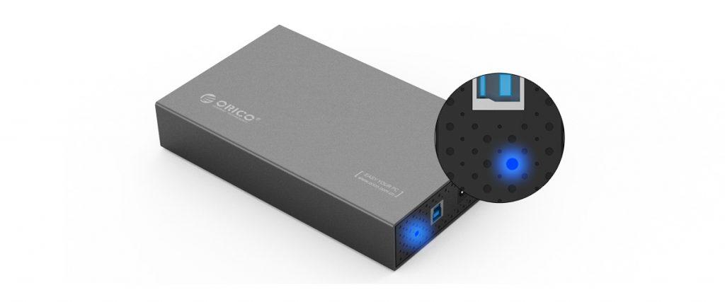 باکس هارد 3.5 اینچ USB3.0