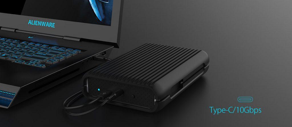 هارد اکسترنال 2 ترابایت USB 3.1
