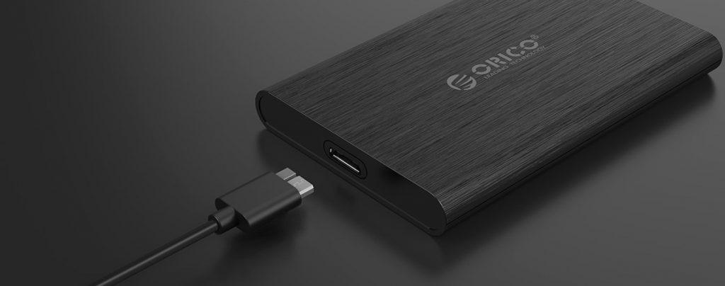 باکس هارد 2.5 اینچ USB3.0