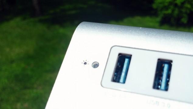 هاب آلومینیومی USB 3.0