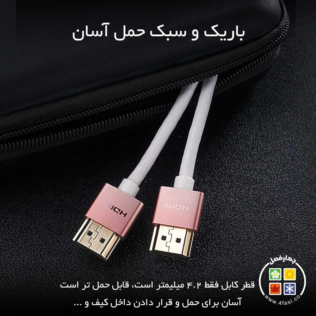 کابل HDMI 2.0
