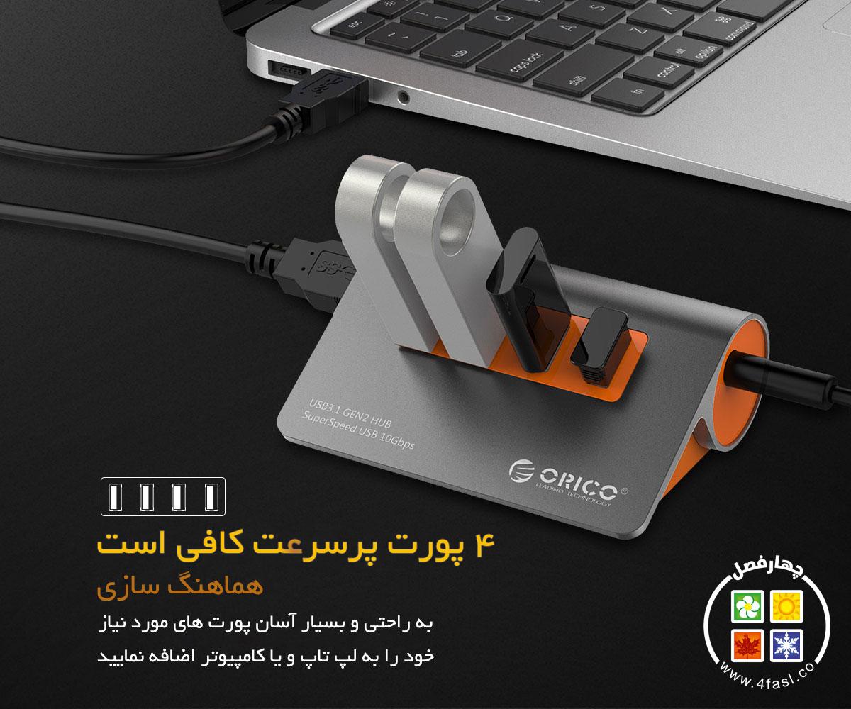 هاب USB3.1