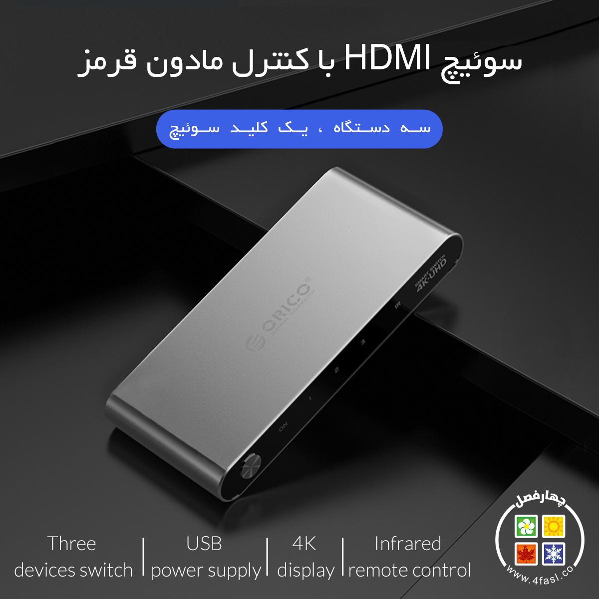 سوئیچ HDMI