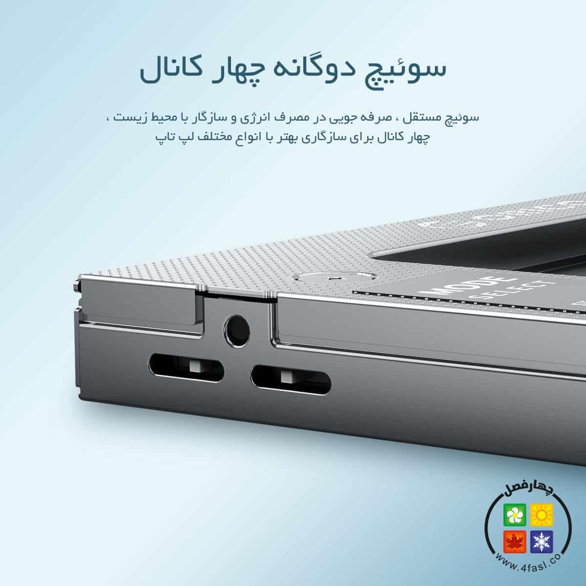 کدی SSD و هارد